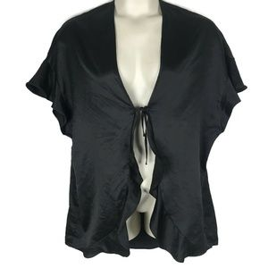Victoria's Secret Black NWT $58 Robe